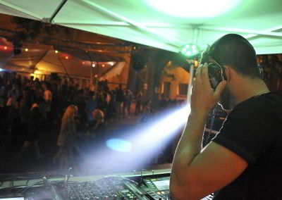 DJ Audio Light Nîmes