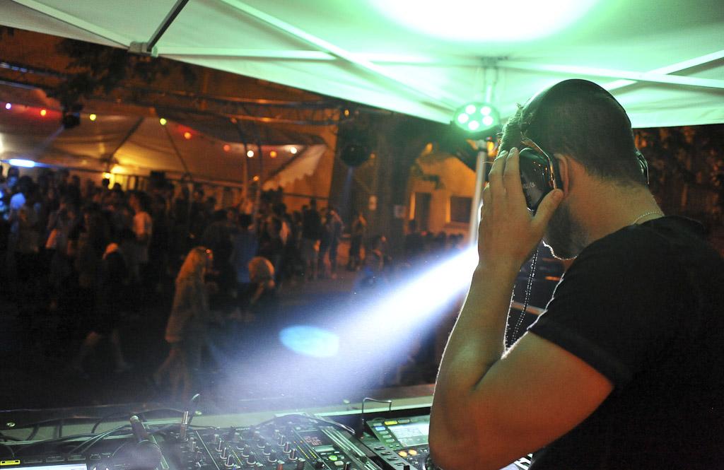 DJ Audio Light Nîmes